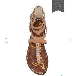 New Sam Edelman Strappy Sandals